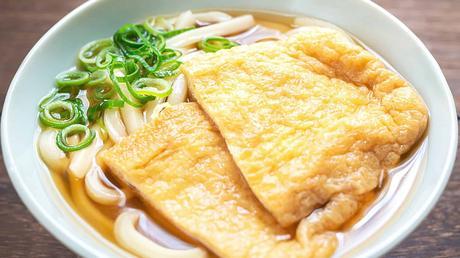 Kitsune udon recipe