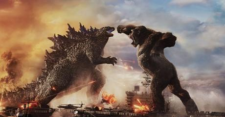 Movie Review: 'Godzilla VS Kong'
