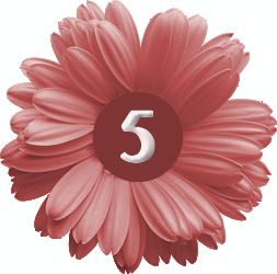 5 march joys