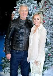 What is martin kemp's middle name? Martin Kemp Reveals Secret To Happy Marriage In New Book