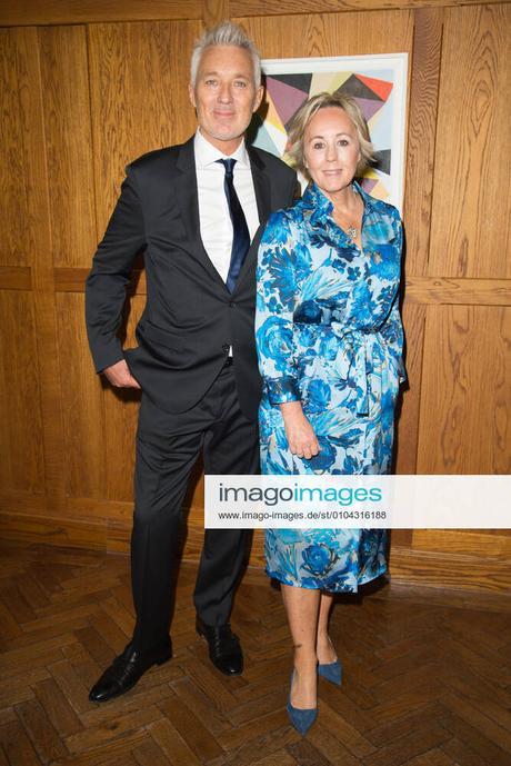 Stockfoto Martin Kemp And Shirlie Kemp Attend The Wedd