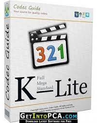Old versions also with xp. K Lite Codec Pack 1436 Full Free Download