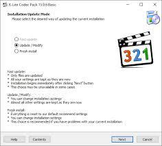 Old versions also with xp. K Lite Codec Pack Latest Code With Torrent Cracked