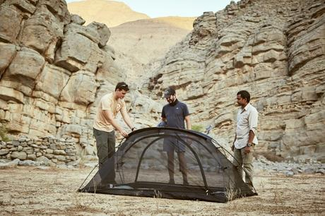 Bear Grylls Explorers Camp Opens for Business