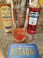BevFluence Cocktail Book Program 2021 - Negroni: More than 30 Classic and Modern Recipes for Italy's Iconic Cocktail