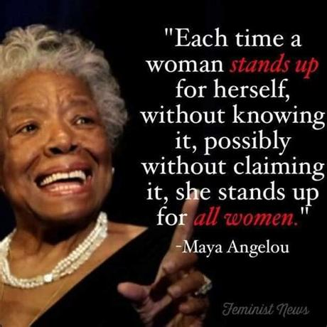 Conversations with maya angelou, edited by jeffrey m. Pin by Rachel Davis on Sheros | Good woman quotes, Woman ...
