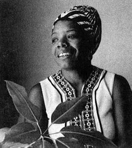 Her actual birth name is marguerite johnson. Pretty Lady: Maya Angelou | femme on a mission