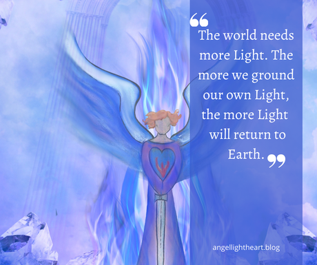 Full moon meditation with Archangel Michael on March 28