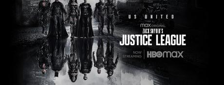 Thoughts on Zack Snyder's Justice League (2021) #SnyderCut