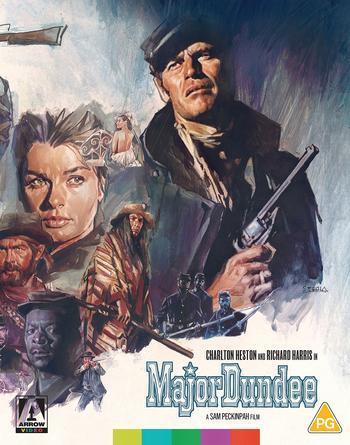 Major Dundee on Blu-ray