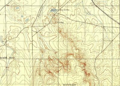 Mapping the Laramie Plains I: in pursuit of the 3rd dimension