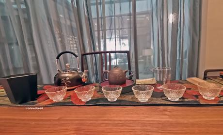 Chinese Tea Tasting Experience at Royal Eternity Tea House; Private room for Solemnization & Weddings in S'pore