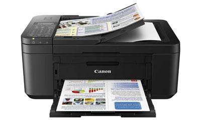 Canon PIXMA TR4520 - Best Printer For Homeschool