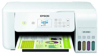 Epson EcoTank ET-2720 - Best Printer For Homeschool