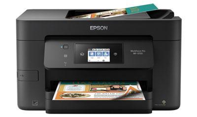 Epson WorkForce Pro WF-3720 - Best Printer For Homeschool