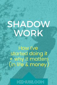 How I've started doing shadow work (and why it matters)