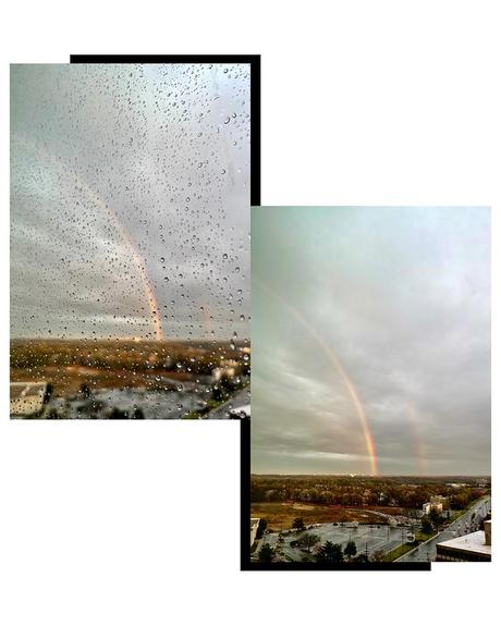 Spring Updates, Rainbows, Tanvii.com