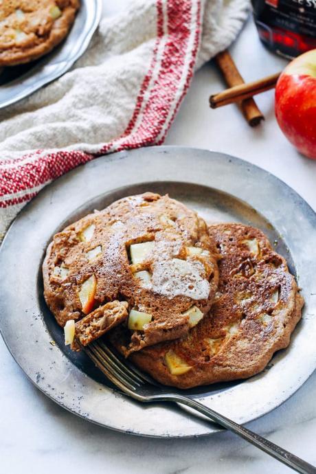 15+ Vegan Pancake Recipes