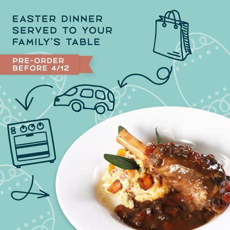 Easter Restaurant Specials and Deals to Order Now