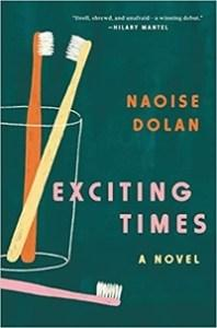 Kayla Bell reviews Exciting Times by Naoise Dolan