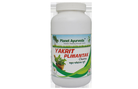 Yakrit Plihantak Churna Regulates TNF-Alpha & IL1-beta and Reduces Hepatic Inflammation