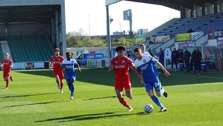 Eastleigh 0 Chesterfield 1