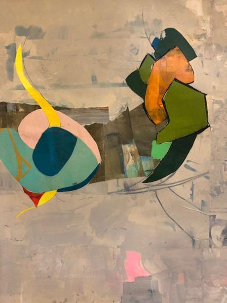 ARTmonday: Give and Take at Cambridge Art Association