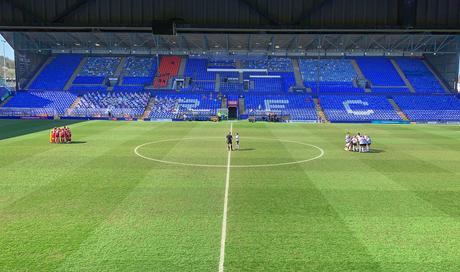 Liverpool 2 Lewes 0