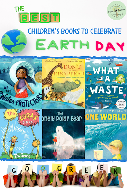 10 MUST HAVE children's about climate change: Celebrate Earth Day with story time!