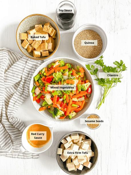 Vegetable Stir Fry Recipe (Healthy + Easy)