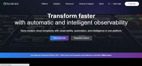 Dynatrace : Full-stack Monitoring Solutions