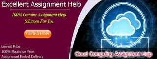 Cloud Computing Assignment Help Service Provided By The Subject Matter Experts