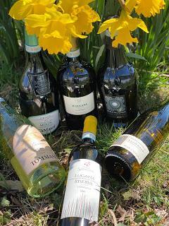 Lugana Wines - As Fresh as Spring Flowers