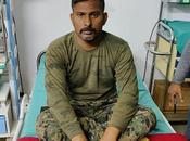 CRPF Commando Rakeshwar Singh Manhas, Returns