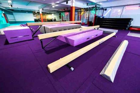 Wandsworth Gymfinity Kids Gymnastics, Ninja and Nursery is back on Monday!