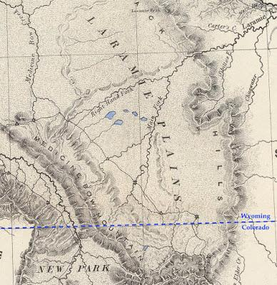 Mapping the Laramie Plains II: 3rd dimension captured
