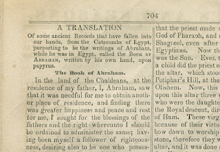 The Book of Abraham Controversy Finally Laid To Rest