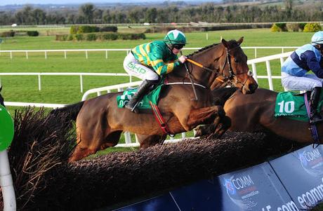 Horse racing  : reluctant heroine Rachael Blackmore and bay Minella Times