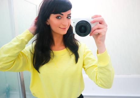Feeling Mellow In Yellow