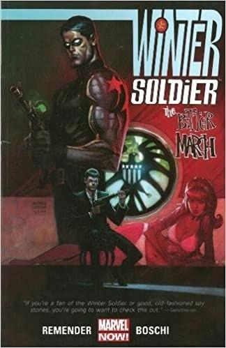 The Falcon and the Winter Soldier: Recommended Reading