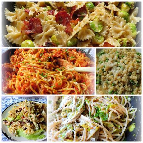 5-Star Pasta Recipes to Please