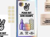 Spring Clean Your Skin with Peace Skincare Acne Champs