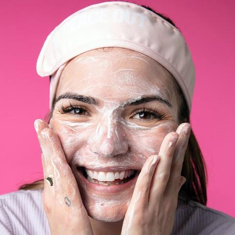 Spring Clean Your Skin with NEW Peace Out Skincare Acne Champs