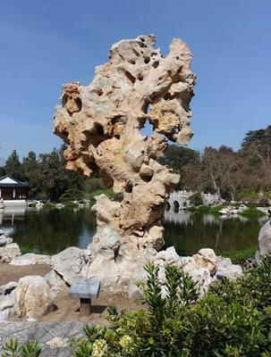 THE GARDEN OF FLOWERING FRAGRANCE: Chinese Garden at the Huntington, San Marino, CA by Caroline Arnold at The Intrepid Tourist