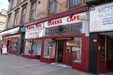 New home for Queens Cafe