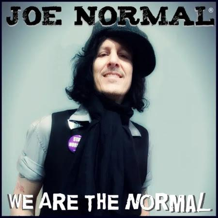 Joe Normal:  We Are The Normal b/w U Say