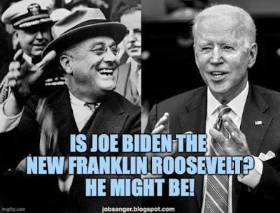 Can Biden Transform The Country Like Roosevelt Did?