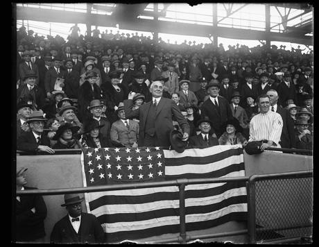 This day in baseball: Harding's first pitch