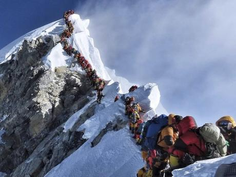 Mt. Everest 2021: An Update From the High Himalaya