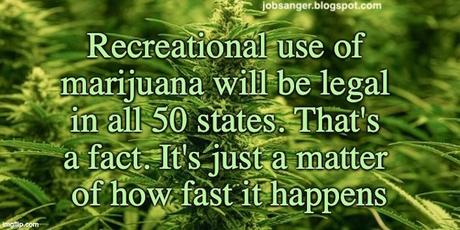 Marijuana Will Be Legal In All Of U.S. - That's Just A Fact